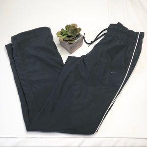 NWT Nike wide waistband pants, functional pockets